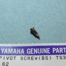 2 YAMAHA Sax Pivot Screws for Octave Lever & G Key