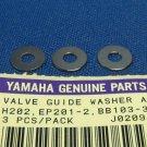 Valve Guide Washers - Yamaha Tuba Sousaphone Euphonium Flugelhorn and more...