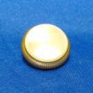 Universal USA made Holton Trumpet Cornet Brass Finger Button with Pearl