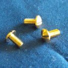 3 Selmer Prelude AS700 Alto Saxophone Key Guard Screws