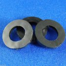 3  Genuine Bach Trumpet ValveTop Cap Rubber Bumper TR500 TR500S Genuine Parts