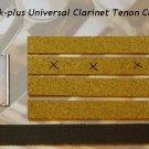 HyTek-Plus Clarinet Tenon Cork with needed razor and sanding cloth FREE SHIPPING