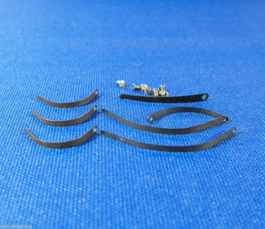 Flat Spring set for Selmer 132 or 1432B Bassoon All 7