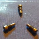 3 Genuine Yamaha Flute Pivot Screws See Listing for models