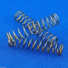 3 Genuine Blessing  Valve Springs Trumpet Cornet Flugelhorn & more models listed