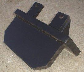 Shaver Concrete Breaker Attachment