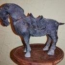 Antique bronze horse, China ca. 1800 - 1850