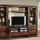 New All Wood Plasma LCD TV Entertainment Center, BQ-902