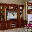 New All Wood Plasma LCD TV Entertainment Center#211-300