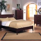 NEW 5pcs All Wood Traditional Bedroom Set - ITEM#F9062