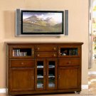 New All Wood Plasma LCD TV Entertainment Center#337-300