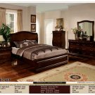 NEW 5pc Contemporary Modern Bedroom Set - ITEM#CM7503