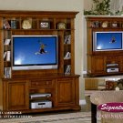 New All Wood Plasma LCD TV Entertainment Center#305-300