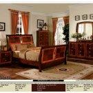 NEW 5pc Contemporary Modern Bedroom Set - ITEM#CM7820