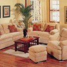 4PCS New Microfiber Fabric Sofa Set, ITEM# BQ-6053