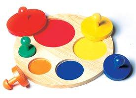 Circle Sorting and Color Matching