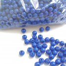 Beads:Royal Blue (5 oz, over 500 units)