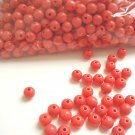 Beads:Coral (5 oz, over 500 units)