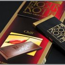 Moser Roth German Dark Chocolate Bars -- Chili (6 pack)