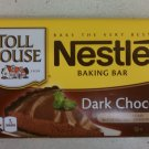 Nestle Toll House Dark Chocolate Baking Bar 4 oz(Pack of 10)