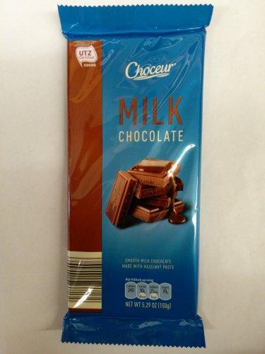 Choceur Milk Chocolate 5.29 OZ (Pack of 6)