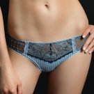French blue thong, size M