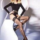 Lavinia fashion stay up stockings. Size M/L