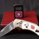 Conferderate Knife & Lighter