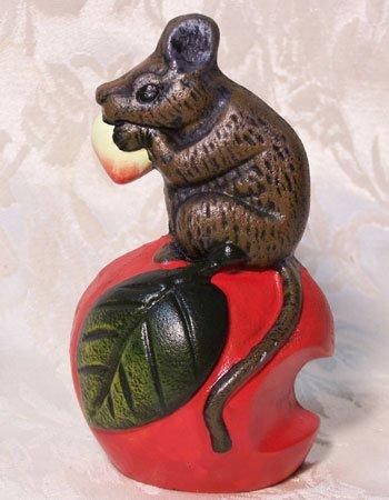 Apple & Mouse Doorstop
