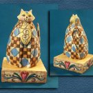 Jim Shore Cat Figurine Abigail