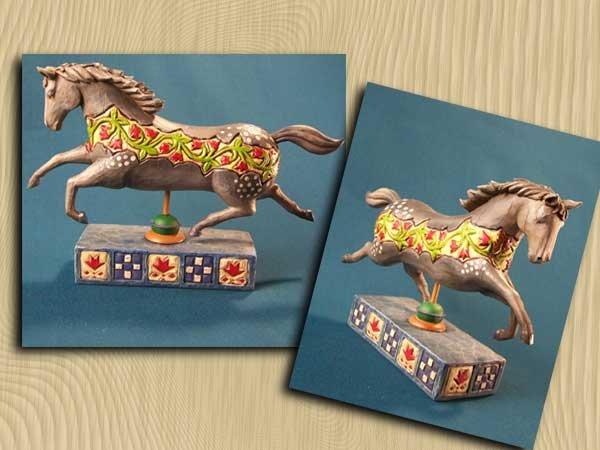 Jim Shore Horse Figurine