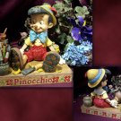 Jim Shore Pinocchio Carved
