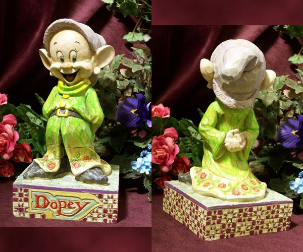 Jim Shore Disney Dopey