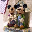 "JIM SHORE Mickey & Minnie ""Homegrown"""