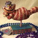 "Jim Shore Disney's Alice in Wonderland ""Cheshire Cat"""