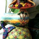 Jim Shore Mermaid With Fruit Platter