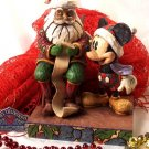 "Disney's Mickey Mouse & Santa ""Checking It Twice"""