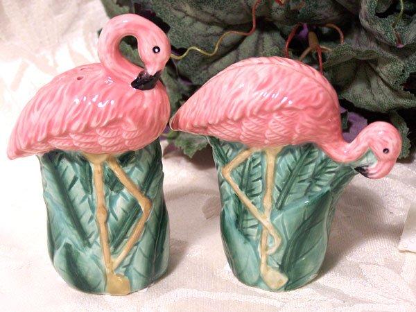 Flamingo Salt & Pepper