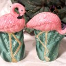 Flamingo Salt & Pepper
