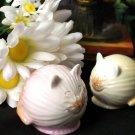 "Enesco ""Home Grown"" CAT Salt & Pepper Shakers"