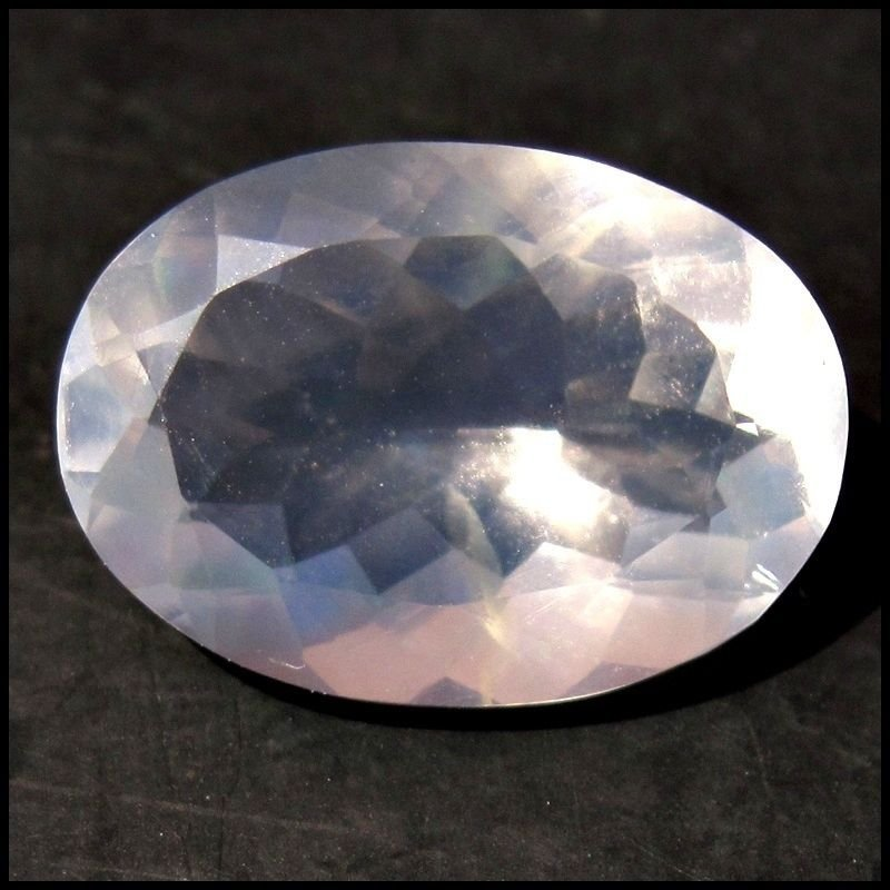 5.60 Carat Beautiful *** ETHIOPIAN WELLO OPAL *** Gemstone Oval FACET Cut