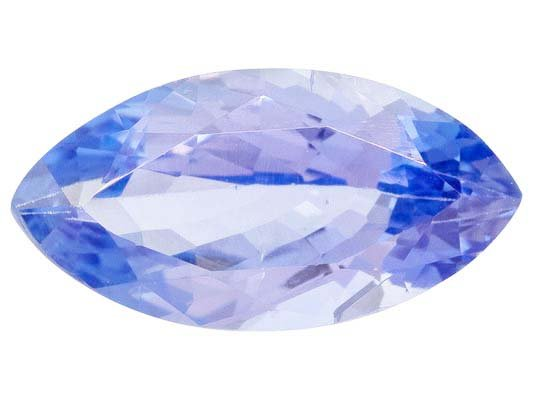 Certified Natural Tanzanite A Quality 8x4 mm Faceted Marquise 1 pc loose gemstone