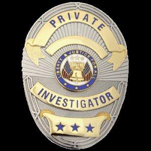 Private Investigator FCBA01