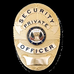 Private Security Officer Gold FCBA04