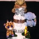 Customize Diaper cake for boy, girl, neutral by little kG's Dreams
