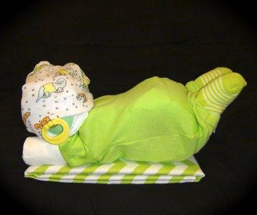 L@@K ADORABLE DIAPER BABY/SHOWER GIFT/KEEPSAKE/LOADED for boy, girl & unisex