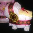 US Marine diaper cake baby shower centerpiece by Little KG's Dreams