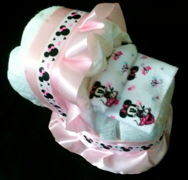 Adorable Diaper Cake Tree for baby girl, boy and Unisex ..