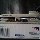 JET-X BLUE BOX BRITISH AIRTOURS L-1011-385-1  TRISTAR