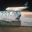 DRAGON WINGS WESTJET 737-200 Canada  The plane that made Westjet!